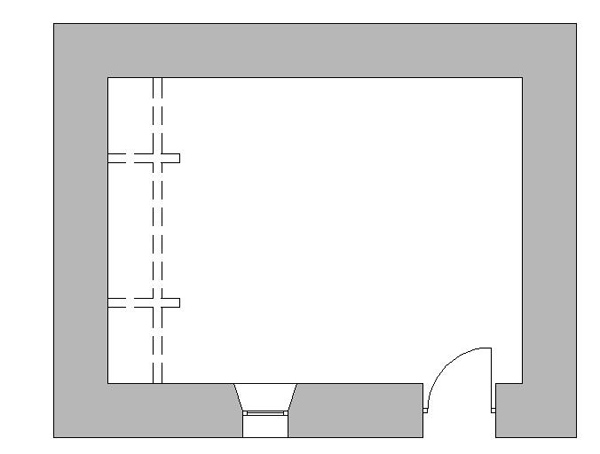 Floor Plan Bothán