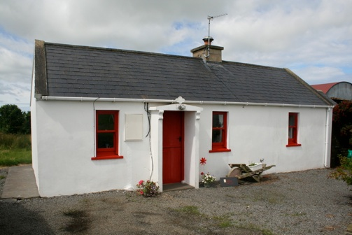 Fushia Cottage - Co. Clare Irish Cottage for sale