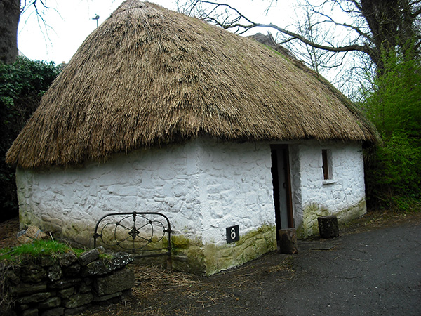 Cottage plans cottageology irish cottages culture for Irish cottage plans