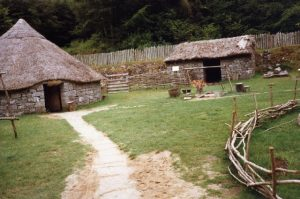 Craggaunowen Early Irish Village