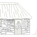 Traditional Irish Cottage Plans | Elevations | History