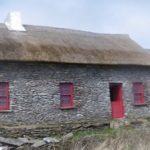Famine Cottage, Dingle, Co. Kerry