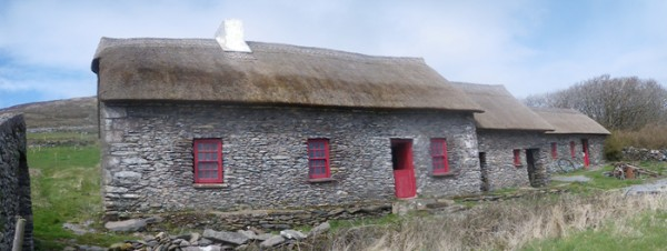 The Famine Cottage, Ventry, Co. Kerry