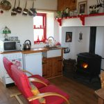 Hearth at Fushia Cottage - Irish Cottage for sale, Co. Clare
