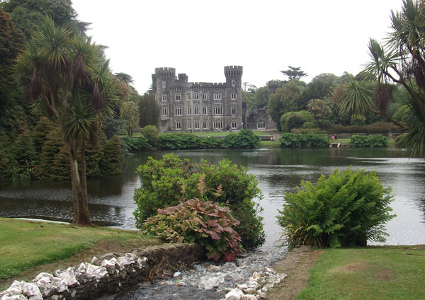 Wexford Tour - Day 1 - Johnstown Castle, Agricultural Museum, Moyglass, National Heritage Park