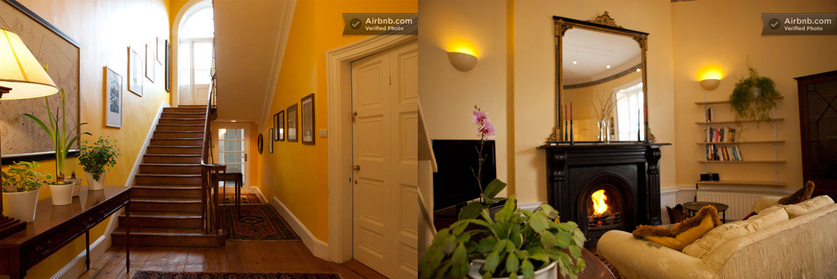 54 Mountjoy Square Self Catering Accommodation