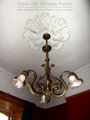 Sitting room light fitting