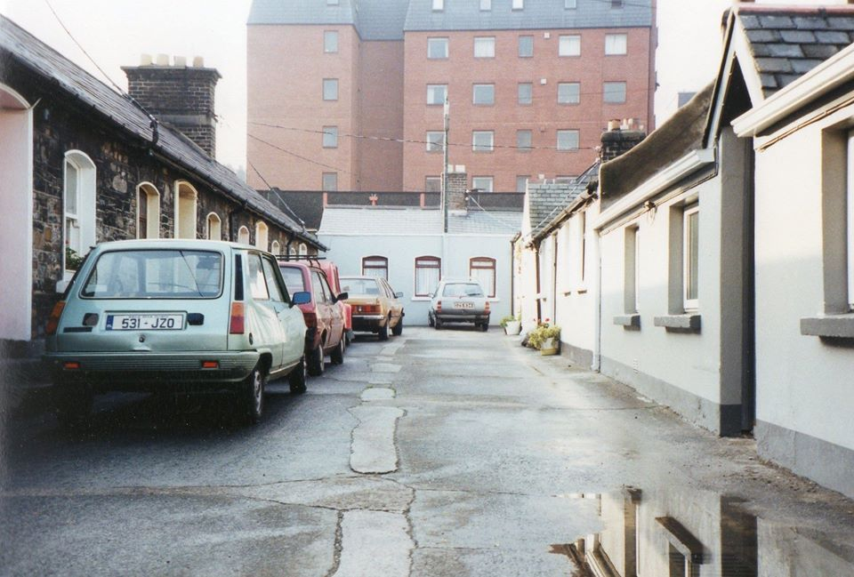 Street ID – Dublin City Cottages