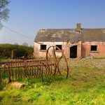Derelict Irish Cottage